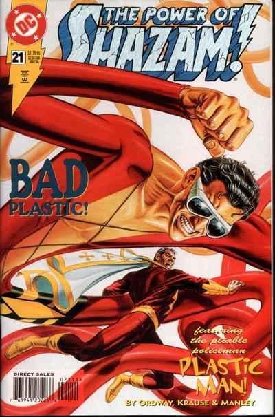 Power of Shazam Vol 1 21