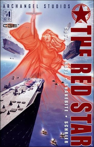 Red Star Vol 1