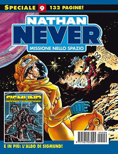 Speciale Nathan Never Vol 1 9