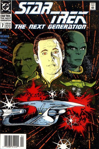 Star Trek: The Next Generation Vol 2 7
