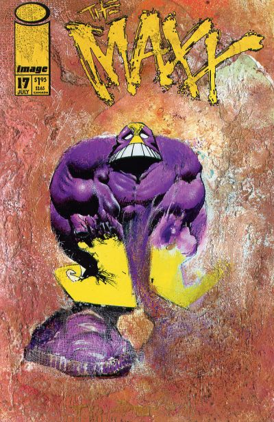 The Maxx Vol 1 17