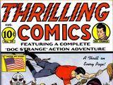 Thrilling Comics Vol 1 29