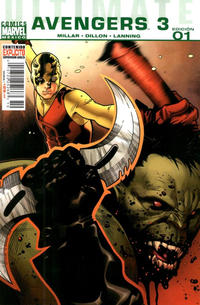 Ultimate Comics Avengers 3 Vol 1 1