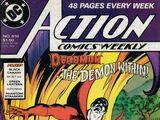 Action Comics Vol 1 610