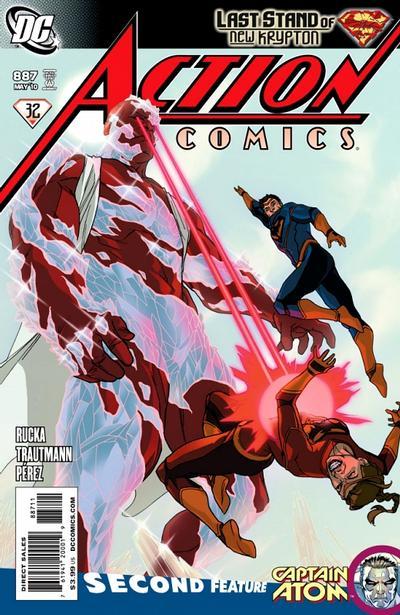 Action Comics Vol 1 887