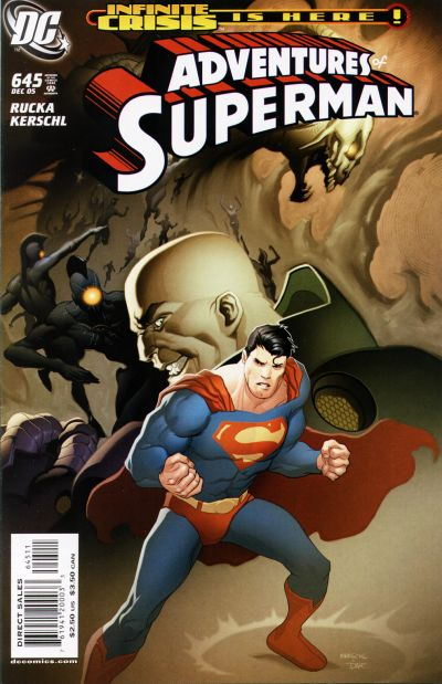 Adventures of Superman Vol 1 645