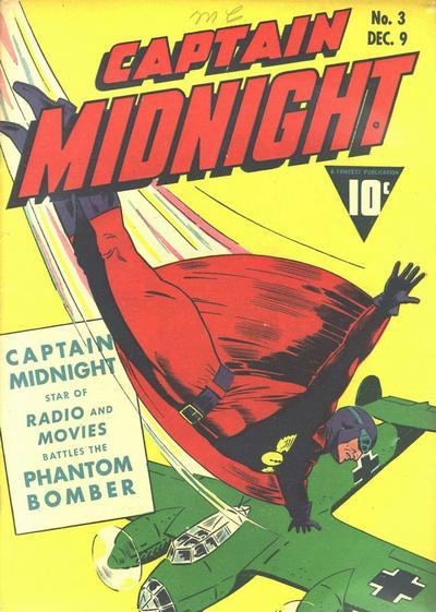 Captain Midnight Vol 1 3