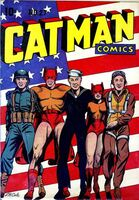 Cat-Man Comics Vol 1 27
