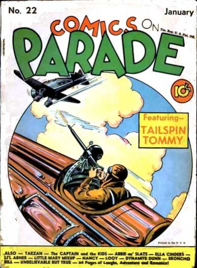Comics on Parade Vol 1 22
