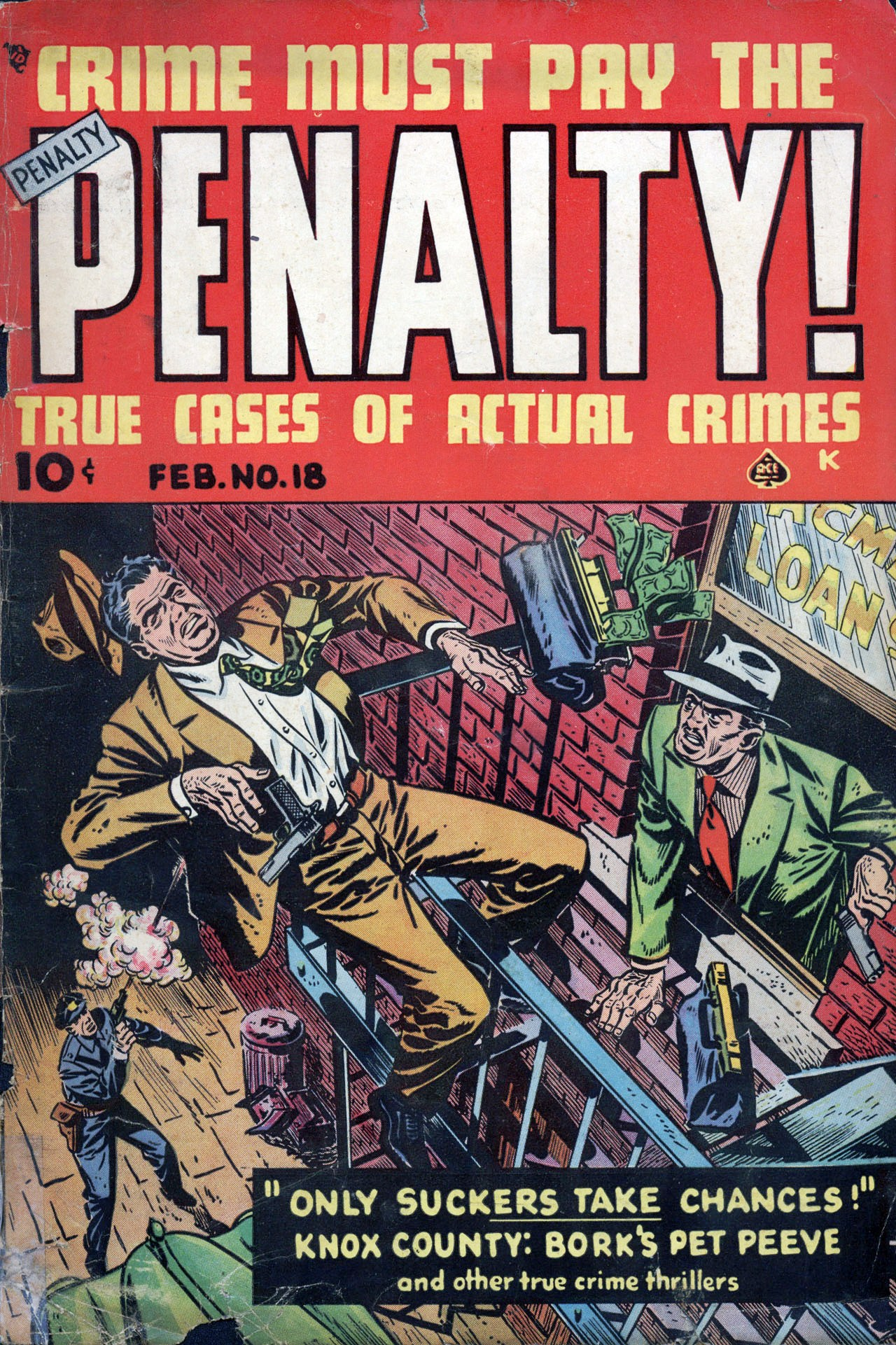 Crime Must Pay the Penalty Vol 2 18