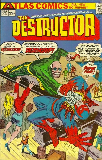 Destructor Vol 1 2