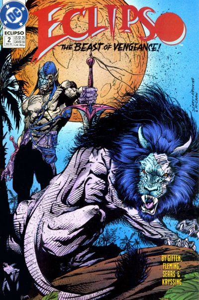 Eclipso Vol 1 2