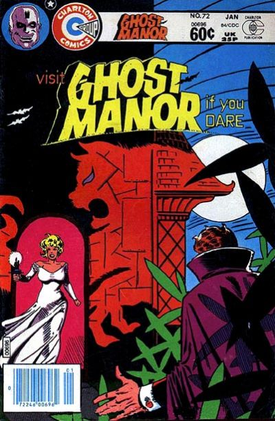 Ghost Manor Vol 2 72