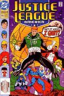 Justice League America Vol 1 63