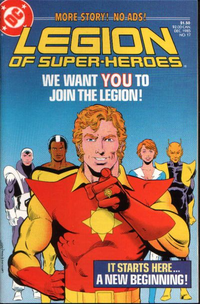 Legion of Super-Heroes Vol 3 17