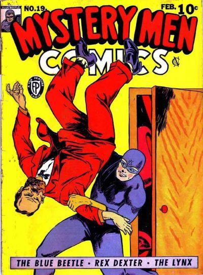 Mystery Men Comics Vol 1 19