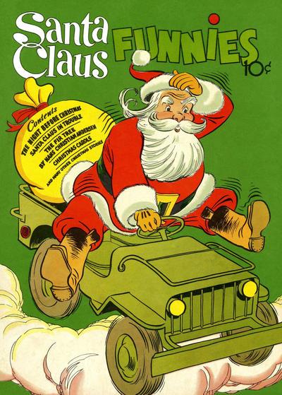 Santa Claus Funnies Vol 2