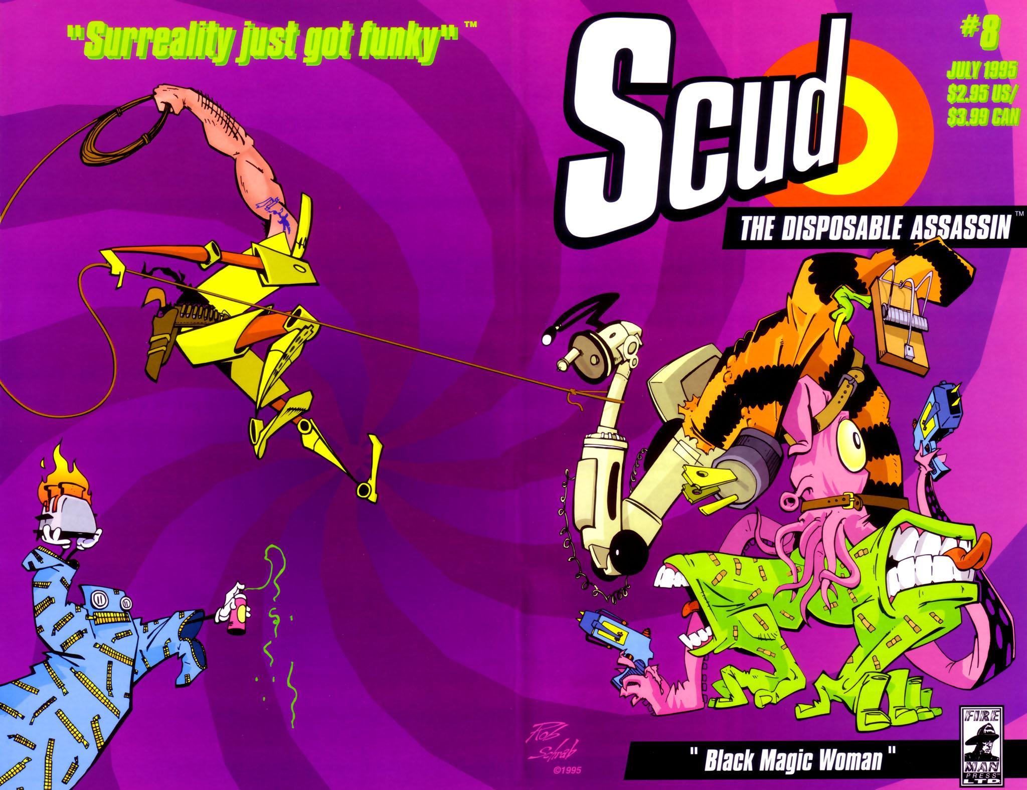 Scud: The Disposable Assassin Vol 1