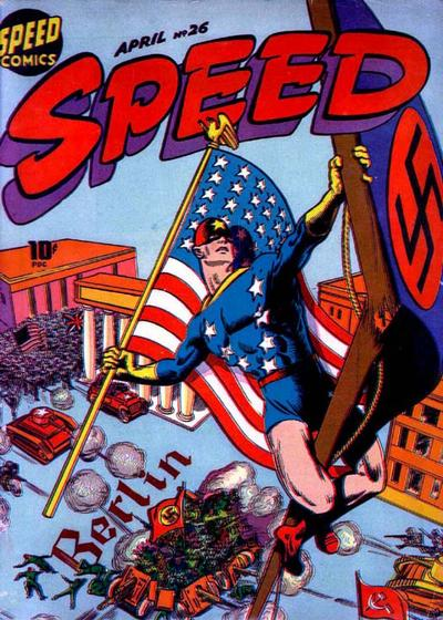 Speed Comics Vol 1 26