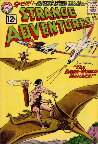 Strange Adventures Vol 1 147
