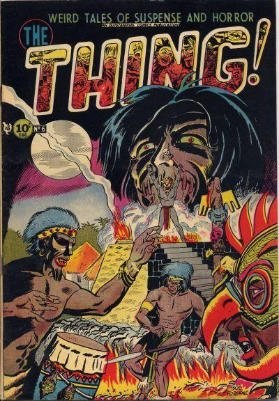 The Thing Vol 1 6