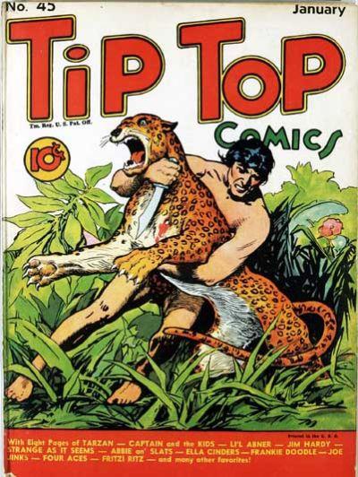 Tip Top Comics Vol 1 45