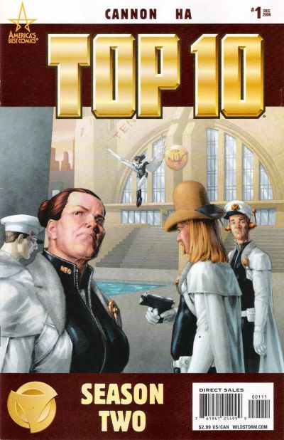 Top 10 Season Two/Covers