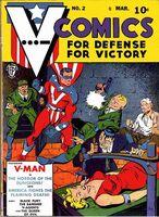 V Comics Vol 1 2