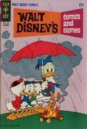 Walt Disney's Comics and Stories Vol 1 324