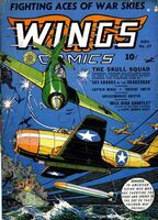Wings Comics Vol 1 27