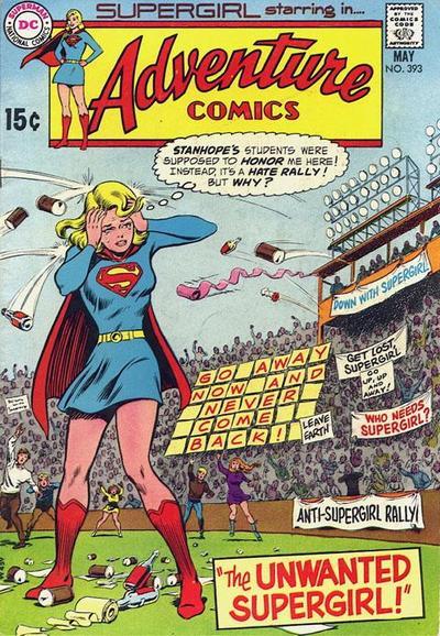 Adventure Comics Vol 1 393