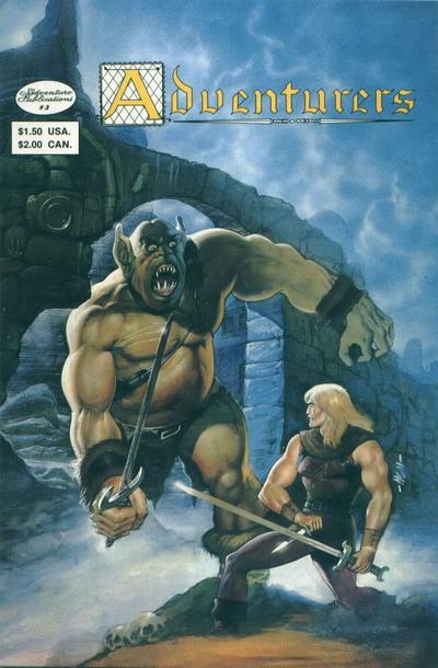 Adventurers Vol 1 3