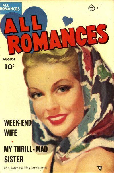 All Romances Vol 1 6