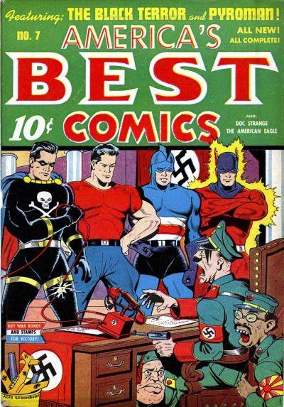 America's Best Comics Vol 1 7