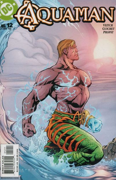 Aquaman Vol 6 12