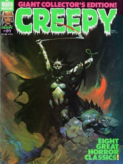 Creepy Vol 1 91