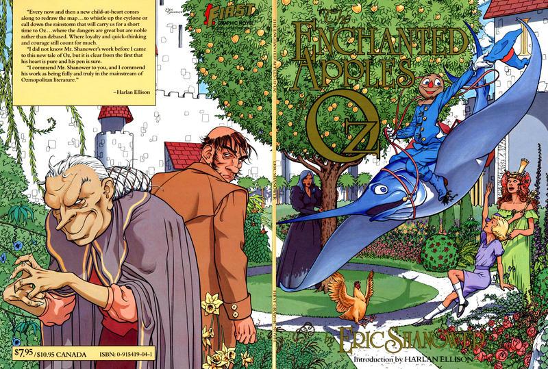 Enchanted Apples of Oz Vol 1