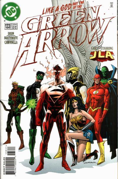 Green Arrow Vol 2 133