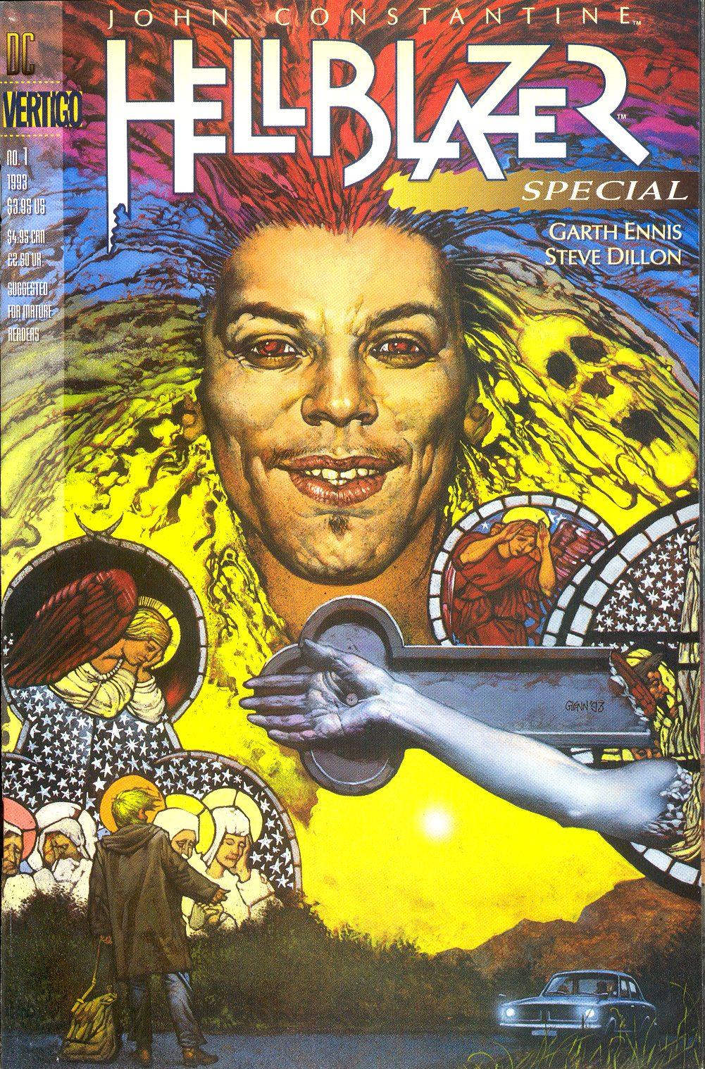 Hellblazer Special Vol 1 1