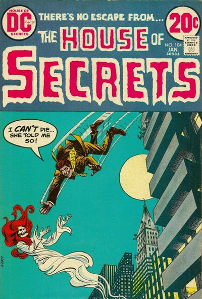 House of Secrets Vol 1 104