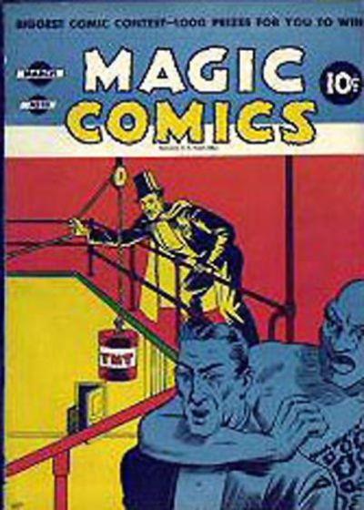 Magic Comics Vol 1 20