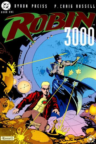 Robin 3000 Vol 1