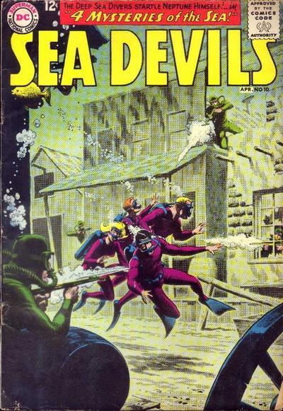 Sea Devils Vol 1 10