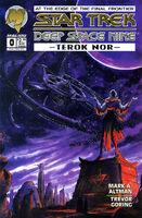 Star Trek Deep Space Nine Terok Nor Vol 1 0