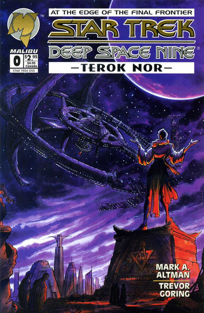 Star Trek: Deep Space Nine: Terok Nor Vol 1 0