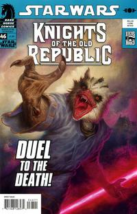 Star Wars Knights of the Old Republic Vol 1 46
