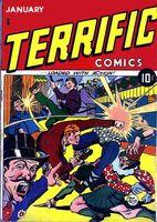 Terrific Comics Vol 1 1