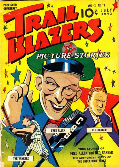 Trail Blazers Picture Stories Vol 1 3
