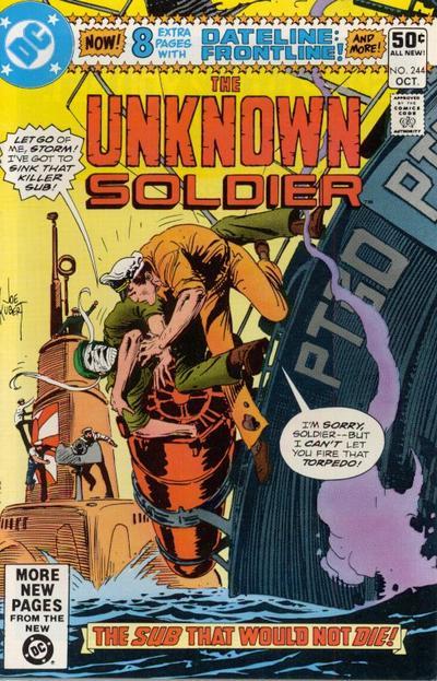 Unknown Soldier Vol 1 244