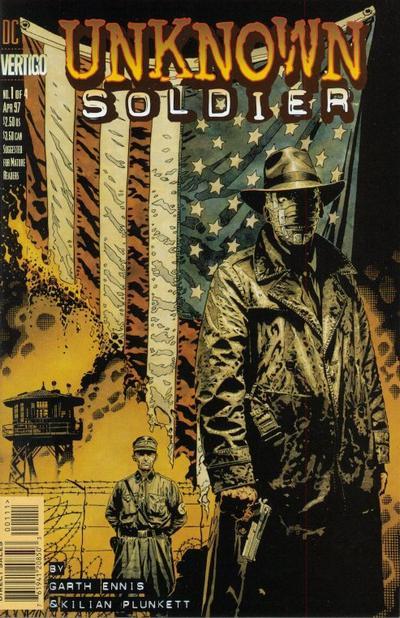 Unknown Soldier Vol 3 1